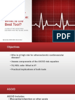 powerpoint predictors of heart disease