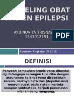 Konseling Obat Pasien Epilepsi