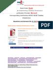 [100% PASS]Braindump2go Latest 70-415 PDF Free 81-90