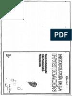 Sampieri Et Al 1998 Pag 11 a 17 y Cap 4