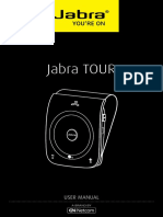 Jabra TOUR Web Manual English