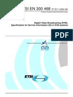 DVB-SI