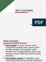 Peta Kendali