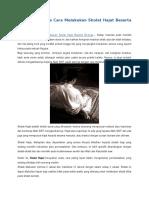 Bacaan Dan Tata Cara Melakukan Sholat Hajat Beserta Do