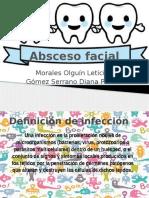 Absceso facial