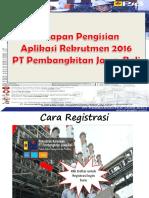 tata cara rekrutmen pjb 2016