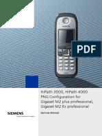 Gigaset M2 Personal Alarm Signal Device Service Manual