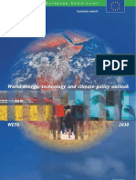 World energy, technology and climate policy outlook
