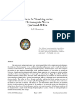 Methods for Visualizing Aether Electromagnetic Waves and All Else