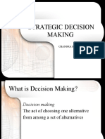 strategicdecisionmaking-130310115017-phpapp01