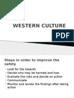 Western Culture Eis