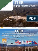 ITER Une énergie pour notre avenir