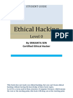 Ethical Hacking Level 0 by Srikanta Sen
