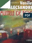 Alecsandri Vasile - Muntele de Foc (Aprecieri)