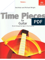 Time Pieces for Guitar Vol 1 ABRSM