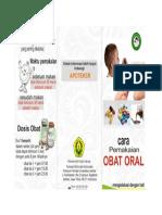 Leaflet Obat Oral 2