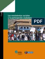 Movimientos sociales y participación ciudadan