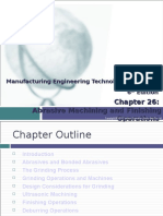 Abrasive Machining PPT MFG Chapter26 Final - Copy