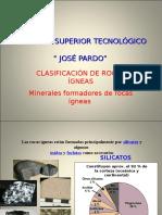 Clasificacion de Rocas Igneas. Diagramas