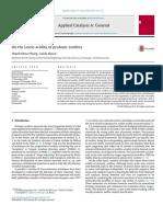 On the Lewis acidity of protonic zeolitesThanh.pdf