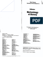 Methodology of History (1)