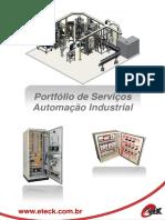 Portifólio ETECK Automação Industrial