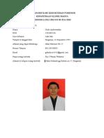 Biodata Dokter Muda