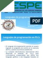Lenguajes Programacion Plc