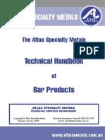 Atlas Engineering Bar Handbook Rev Jan 2005-Oct 2011