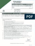 Advt No 18 2015 Details