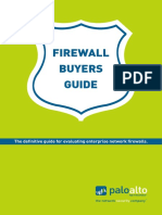 Firewall Buyers Guide
