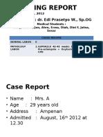 02-01-16 Oligohidramnion + Gagal Drip + CPD