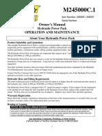 245001_Unidad Hidraulica Portatil