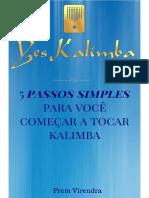 Kalimba Em 5 Passos