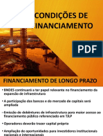 Condicoes Financiamento BNDES Pil 2015