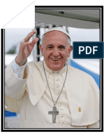 Open Letter to Pope Francis - Dec. 2015