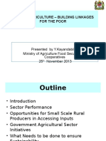 BEYOND_AGRICULTURE_-_BUILDING_LINKAGE_FOR_THE_POOR_3.ppt