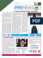 Milwaukee West, North, Wauwatosa, West Allis Express News 01/14/16