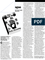 Review of Manning- Finger Book