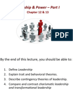 12. MGMT2110_Leadership & Power_Part 1