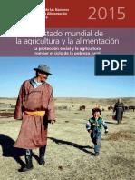 FAO Informe San 2015