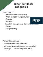 Langkah2 Diagnosis Marasmus Kwashiorkor