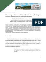 Artigo 3 - Sistemas Especialistas - Emepro 2014_rev01
