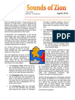 April2010 Newsletter