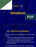 Ch10 - Simulation