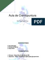 Aula de Cranio Centro Brasileiro