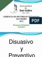 Expo-3-16.04.2013 GSC Presupuesto Participativo