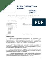 Poa Apafa 2016
