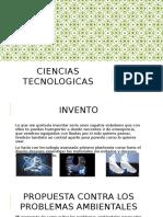 Ciencias tecnologicas