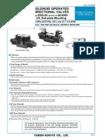 EC-0403 Yuken-Directional-Control-Valves